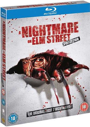 A Nightmare On Elm Street 1-7 (Blu-Ray)