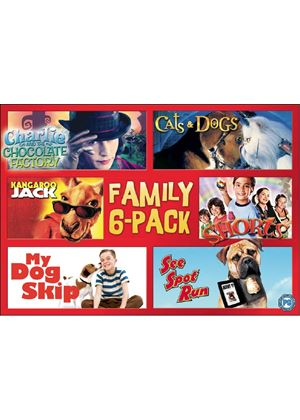 Family Movies Box Set (6 DVD Set)