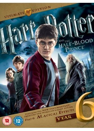 Harry Potter and the Half-Blood Prince: Ultimate Edition - Double Play (Blu-ray + DVD)