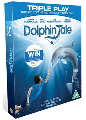 Dolphin Tale- Triple Play (Blu-ray + DVD + UltraViolet Copy)