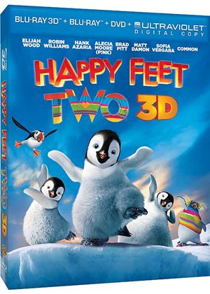 Happy Feet Two (3D Blu-ray)