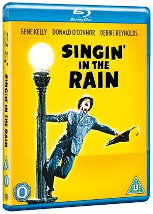 Singin' in the Rain - Double Play (Blu-Ray + DVD)