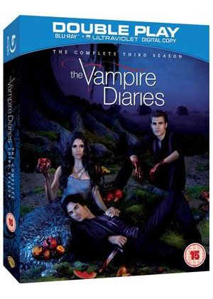 The Vampire Diaries - Season 3 (Blu-ray + Digital Copy)