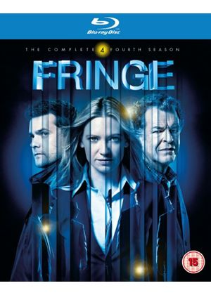 Fringe - Series 4 - Complete (Blu-Ray + Digital Copy)