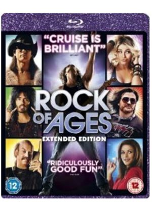 Rock of Ages (Blu-ray + UltraViolet Copy)