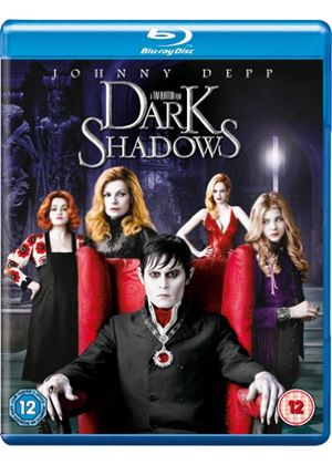 Dark Shadows (Blu-ray + UV Copy)