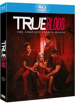 True Blood - Season 4 (HBO) (Blu-Ray)