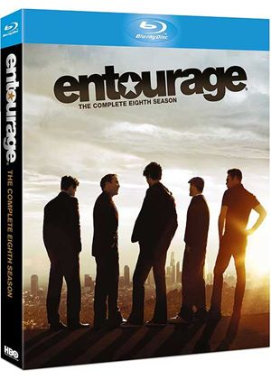 Entourage - Season 8 (Blu-Ray)
