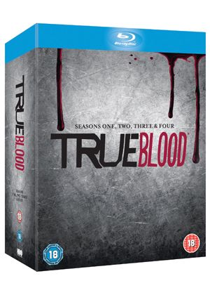 True Blood - Season 1-4 Complete (HBO) (Blu-Ray)