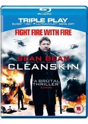 Cleanskin - Triple Play (Blu-ray + DVD + Digital Copy)