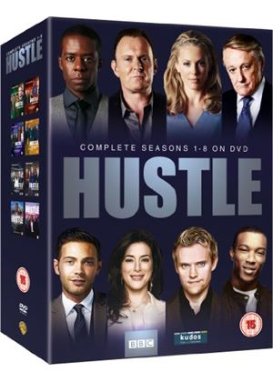 Hustle - Series 1-8 - Complete