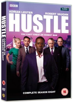 Hustle - Series 8 - Complete