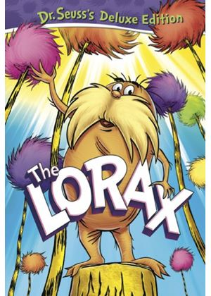 The Lorax: The Animated TV Classic (DVD + Digital Copy)