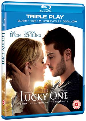 The Lucky One - Triple Play (Blu-Ray + DVD + Digital Copy)