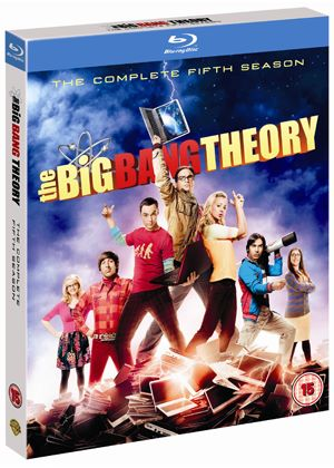 The Big Bang Theory: Season 5 (Blu-Ray)