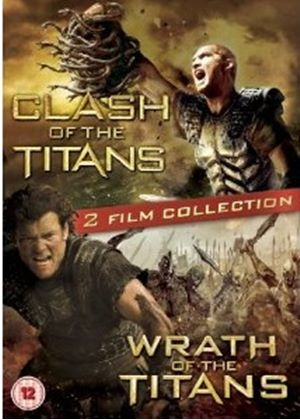 Clash of the Titans/Wrath of the Titans - Double Pack