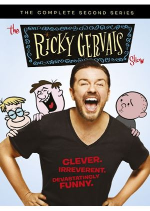 Ricky Gervais Show - Series 2 - Complete