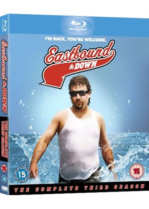 Eastbound and Down: Season 3 (Blu-Ray)