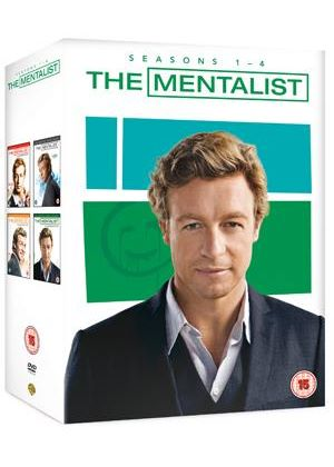 The Mentalist: Seasons 1-4