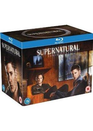 Supernatural - Season 1-7 - Complete (Blu-Ray)