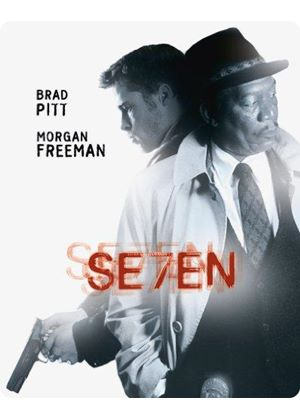 Se7en - Premium Collection Steelbook (Blu-ray + UltraViolet Copy)