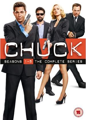 Chuck: The Complete Seasons 1-5