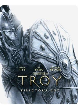 Troy - Premium Collection Steelbook (Blu-ray + UltraViolet Copy)