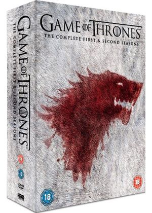 Game of Thrones - Season 1-2 Complete