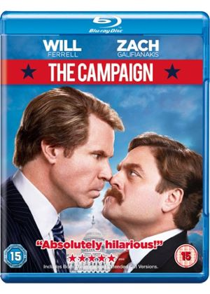 The Campaign (Blu-ray + UltraViolet Copy)