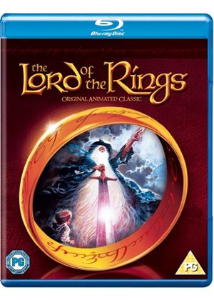 The Lord of the Rings (1978) (Blu-Ray)