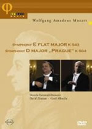 Mozart: Symphony In E Flat Major K543 / Symphony In D Major Prague K504