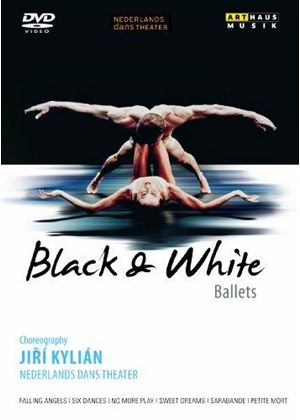 Black and White Ballets (Music CD)