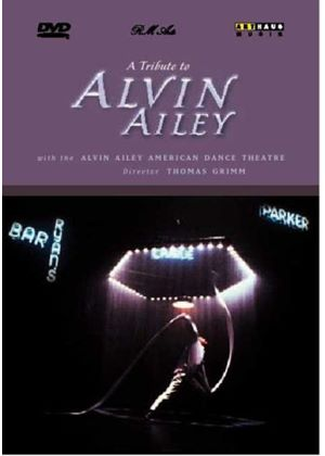 Alvin Ailey-A Tribute.