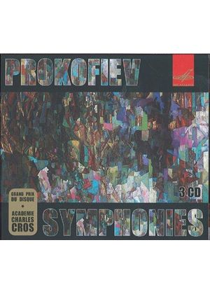 Prokofiev: Symphonies (Music CD)