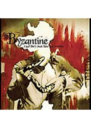 Byzantine - And They Shall Take Up Serpents (Music CD)