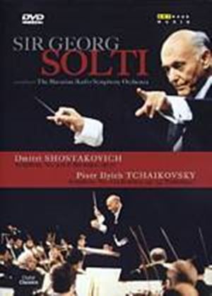 Georg Solti - Sir Georg Solti In Concert