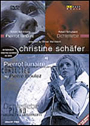 Schoenberg: Pierrot Lunaire / Schumann: Dichterliebe (Wide Screen)