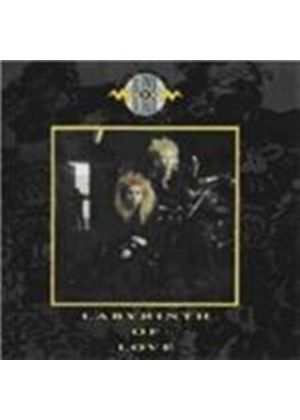 Blonde On Blonde - Labyrinth Of Love (Music CD)