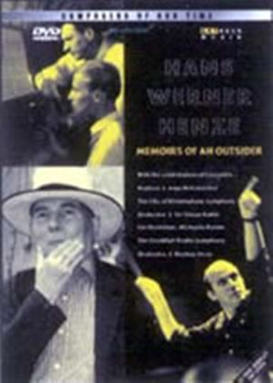 Hans Werner Henze - Memoirs Of An Outsider - A Portrait And Concert (Wide Screen)