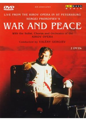 War And Peace - Prokofiev (Two Discs)