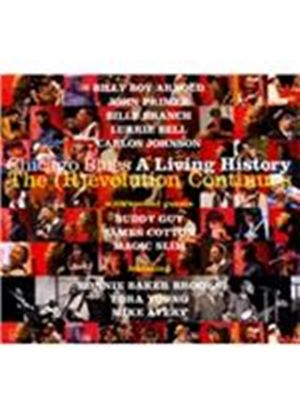 Various Artists - Chicago Blues (A Living History - The (R)evolution Continues) (Music CD)