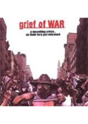 Grief Of War - A Mounting Crisis (Music Cd)