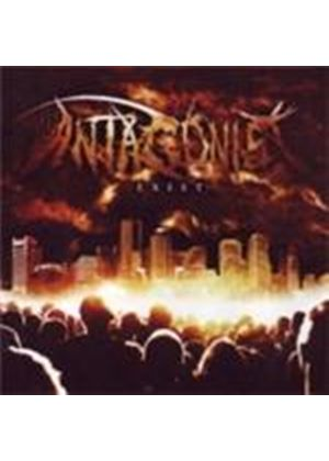Antagonist - Exist (Music CD)