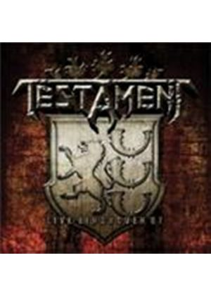 Testament - Live At Eindhoven 1987 (Music CD)