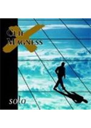 Cliff Magness - Solo (Music CD)