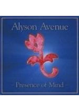 Alyson Avenue - Presence Of Mind (Music CD)