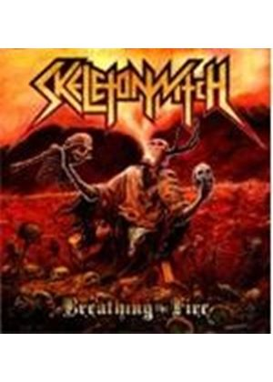 Skeletonwitch - Breathing The Fire (Music CD)