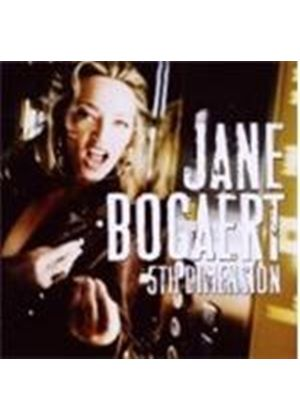 Jane Bogaert - 5th Dimension (Music CD)