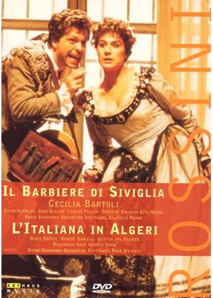 Il Barbiere Di Siviglia / The Italian Girl In Algiers(2 Disc)