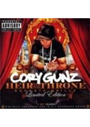 Cory Gunz - Heir To The Throne (Music CD)